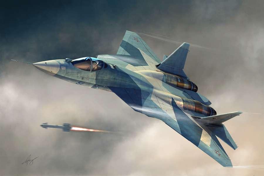 Ракета с самолёта