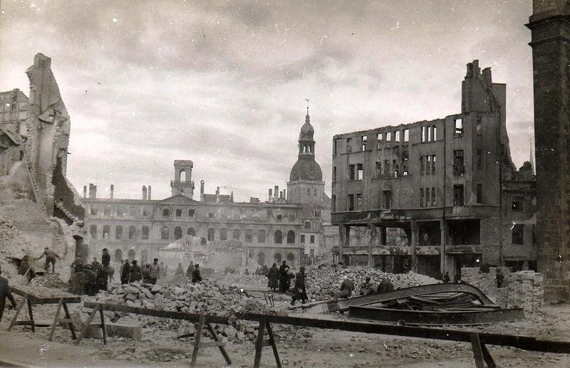Рига после войны 7